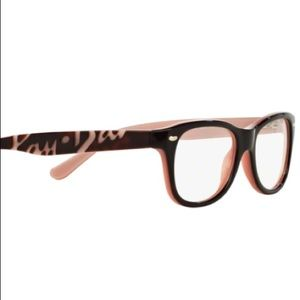 NWOT Ray-Ban Junior RY 1544 3580 Opal Pink Frames